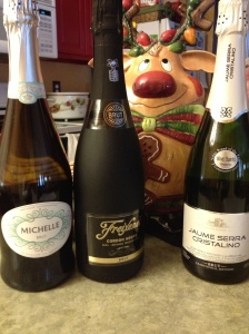 Cheap Champagne for Cheap Women: The Threesome