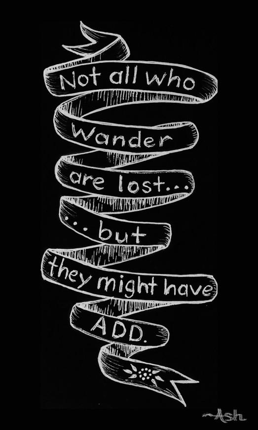 ADD Wander