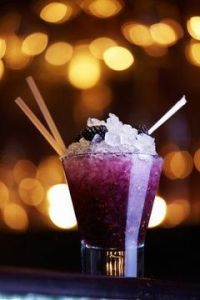 Bonefish Grill's Blackberry Rum Runner